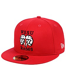 Winston-Salem State Rams AC 59FIFTY-FITTED Cap