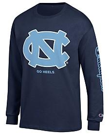 Champion Men's North Carolina Tar Heels Co-Branded Long Sleeve T-Shirt