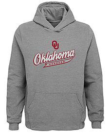 Outerstuff Oklahoma Sooners Tailsweep Hooded Sweatshirt, Little Boys (4-7)