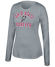 Top of the World Women's Ohio State Buckeyes Favorite Long Sleeve T-Shirt