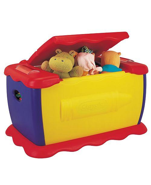 Group Sales Crayola Toy Box
