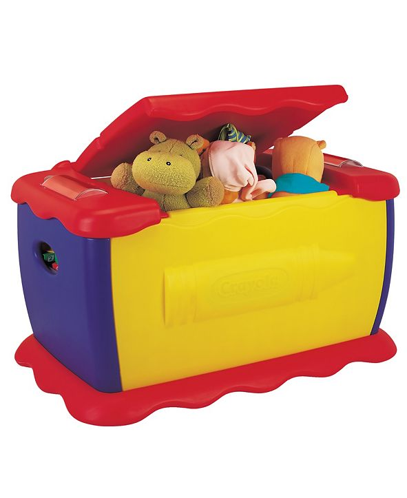 Group Sales Crayola Toy Box