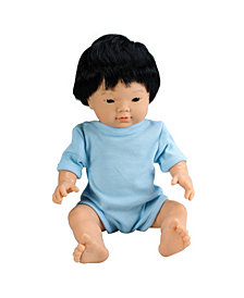 Educational Insights Baby Bijoux Asian Boy Doll