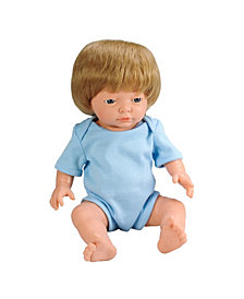 Educational Insights Baby Bijoux Caucasian Boy Doll