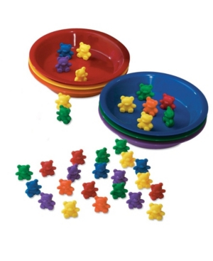 Learning Resources Baby Bear Sorting Set-102 Bears