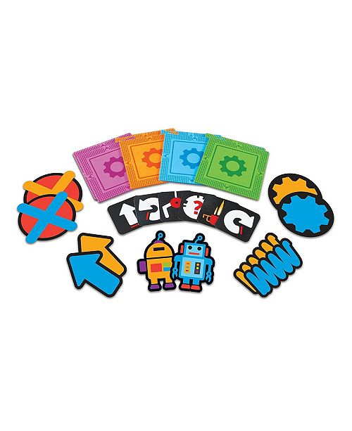 Learning Resources Let's Go Code Activity Set 50 Pieces