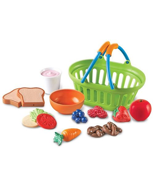 Learning Resources New Sprouts Healthy Lunch 14 Pieces