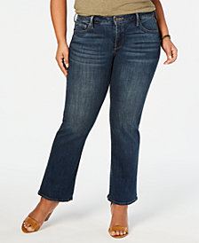 Lucky Brand Lolita Plus Size Bootcut Jeans