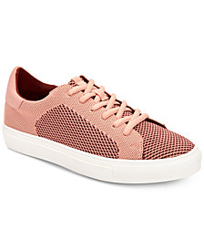 Ideology Women's Sannit Lace Up Sneakers, Created For Macy's