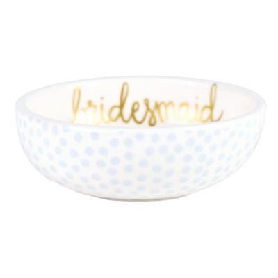 by Laura Johnson Floral Bridesmaid Dipping Bowl