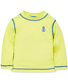 Little Me  Pineapple Baby Boys Rashguard