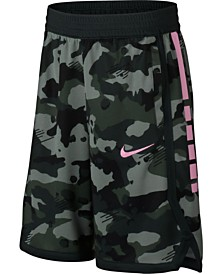 Nike Big Boys Printed Shorts