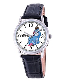 Disney Eeyor Men's Cardiff Silver Alloy Watch