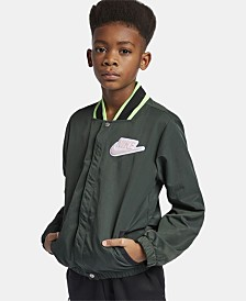 Nike Big Boys Hoopfly Jacket