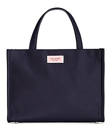 kate spade new york Sam Nylon Medium Satchel