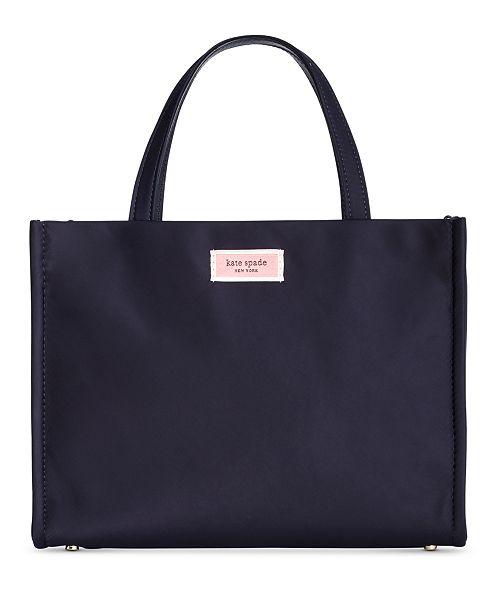 d3dbb888a6 kate spade new york Sam Nylon Medium Satchel   Reviews - Handbags ...