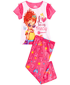 Disney Toddler Girls 2-Pc. Fancy Nancy Pajama Set