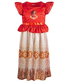 AME Little & Big Girls Moana Nightgown