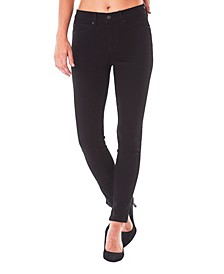 Nicole Miller New York Soho High-Rise Ankle Skinny Jeans