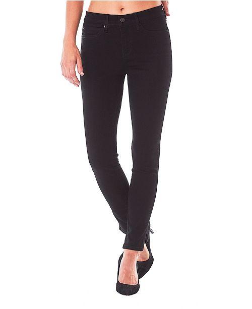 ZCO Nicole Miller New York Soho High-Rise Ankle Skinny Jeans
