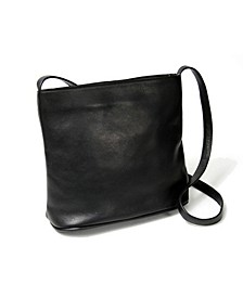 Chic Shoulder Bag in Colombian Genuine Leather