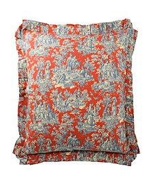 Sanctuary Rose Euro Sham