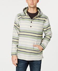 Pendleton Men's Serape Stripe Hoodie Popover