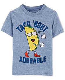 Carter's Toddler Boys Taco Graphic T-Shirt
