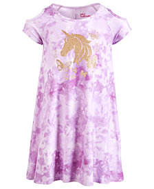 Epic Threads Super Soft Toddler Girls Unicorn Dress, Created for Macy's