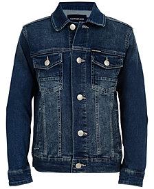 Calvin Klein Big Boys Denim Jacket