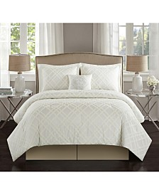 Talulah 5-Piece Queen Comforter Set