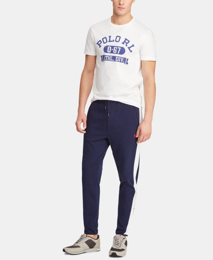 Polo Ralph Lauren Men's Big & Tall Soft Cotton Active Jogger Pants & Reviews - Pants - Men - Macy's