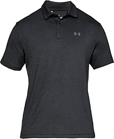 Men's Heathered Playoff Polo