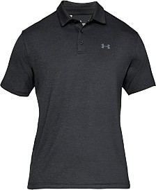 Under Armour Men's Solid Playoff Polo