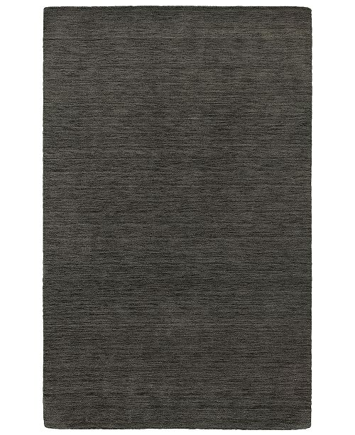 Oriental Weavers Aniston 27102 Charcoal/Charcoal 10' x 13' Area Rug