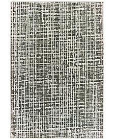 """Oriental Weavers Bowen 2066W Gray/Ivory 2'3"""" x 7'6"""" Runner Area Rug"""