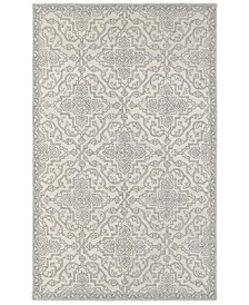 Manor 81206 Stone/Gray 10' x 13' Area Rug