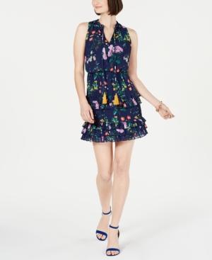 Laundry By Shelli Segal Dresses LAUNDRY BY SHELLI SEGAL RUFFLED SHEATH DRESS