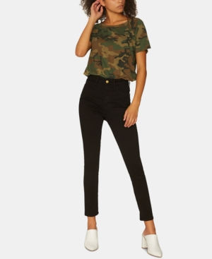 Sanctuary Jeans FIT TECHNOLOGY HIGH-RISE ANKLE SKINNY JEANS