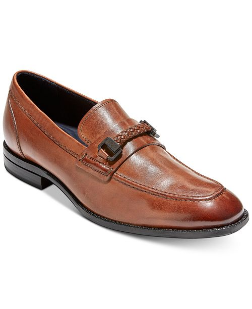 72574c1261 Cole Haan Men's Warner Grand Bit Loafers & Reviews - All Men's Shoes ...