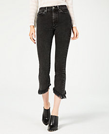 Joe's The Callie Frayed Cropped Jeans