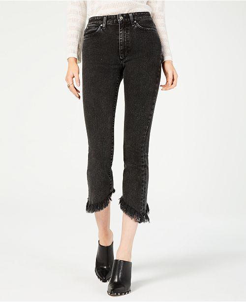 Joe's Jeans Joe's The Callie Frayed Cropped Jeans