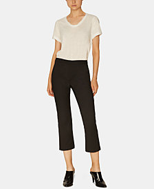Sanctuary Cropped Kick Trousers