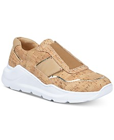 Donald Pliner Karli Cork Sneakers