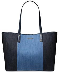 9f42753b96fd Michael Kors Isla Ring Shoulder Tote   Reviews - Handbags ...