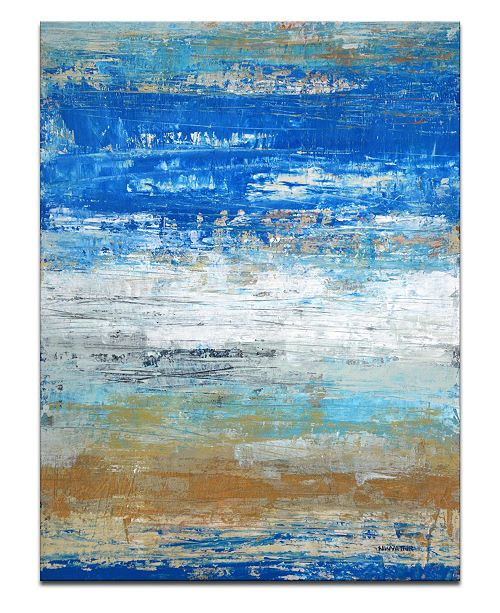 "Ready2HangArt 'Sea Breeze' Canvas Wall Art, 30x20"""