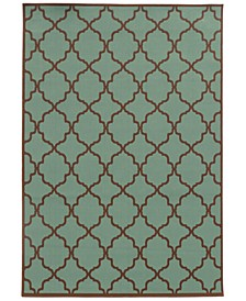 "Riviera 4770 7'10"" x 10'10"" Indoor/Outdoor Area Rug"