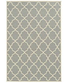 "Oriental Weavers Riviera 4770 7'10"" x 10'10"" Indoor/Outdoor Area Rug"