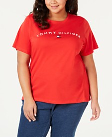 a45907fcaf8 Tommy Hilfiger Sport Plus Size Logo Graphic T-Shirt
