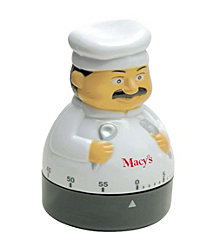 Macy's 60-Minute Kitchen Chef Timer